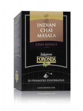 Pirámides Indian Chai Masala